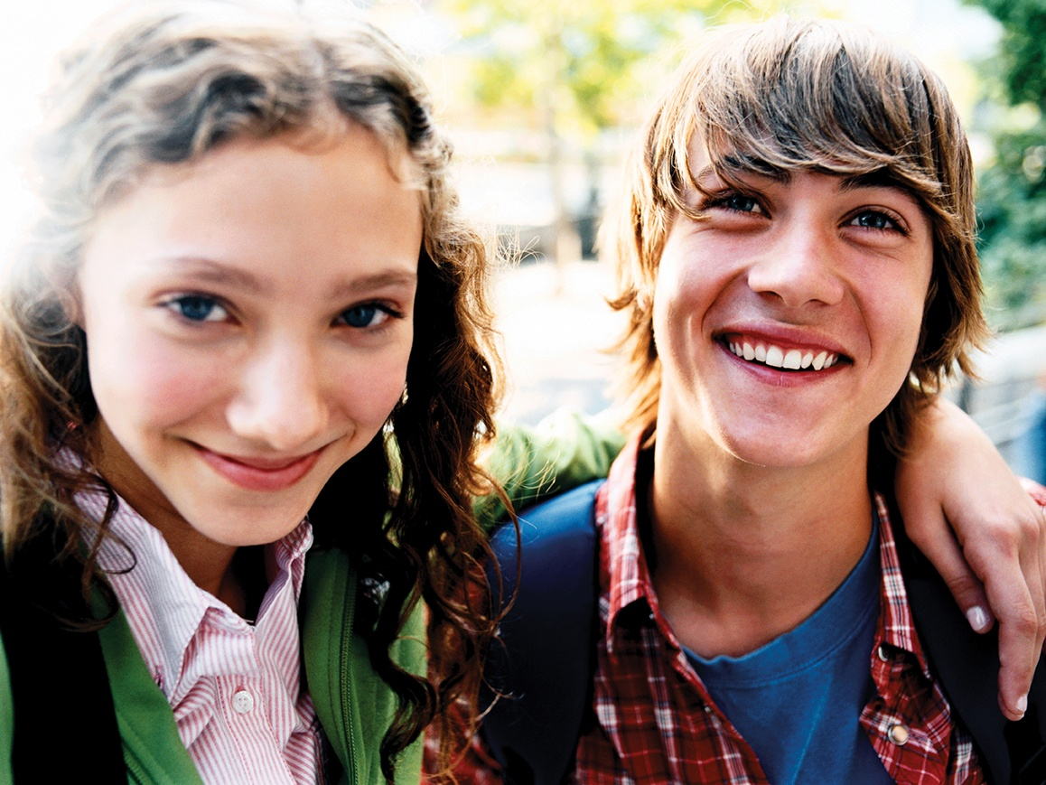 Happy Teenagers - Behavioral Therapy
