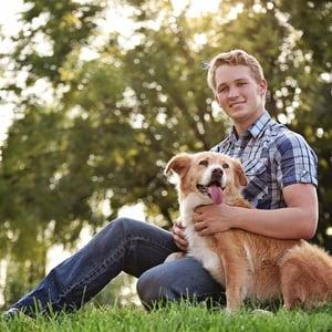 alumni Jake and Dog2