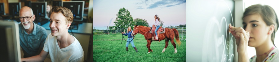 Leadership, Mission, Financials, Equine Therapy