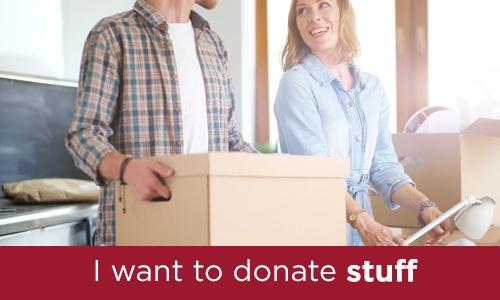 donate stuff