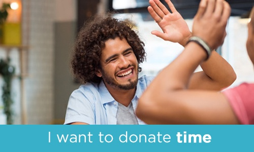 donate time