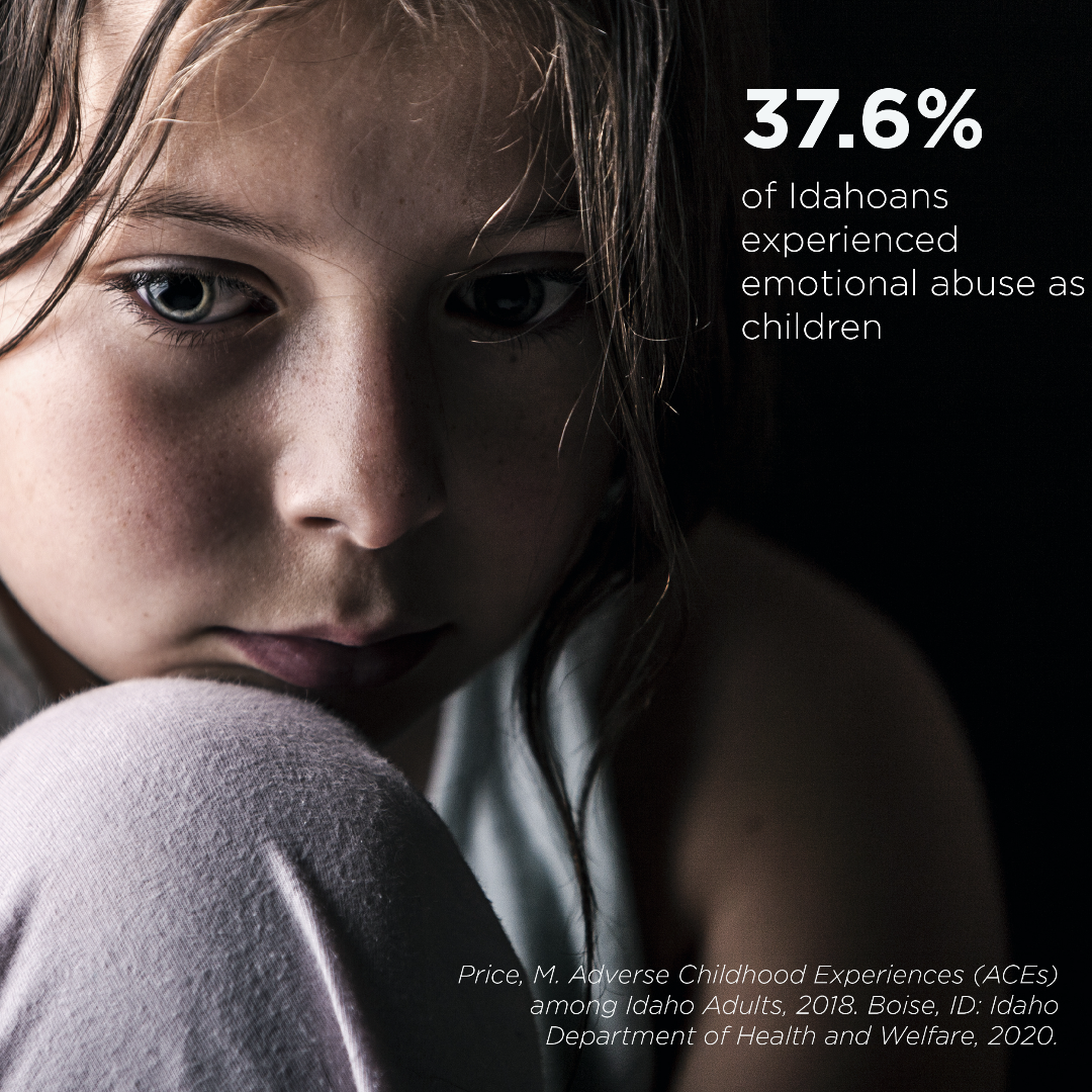 Idahoans experiencing emotional abuse
