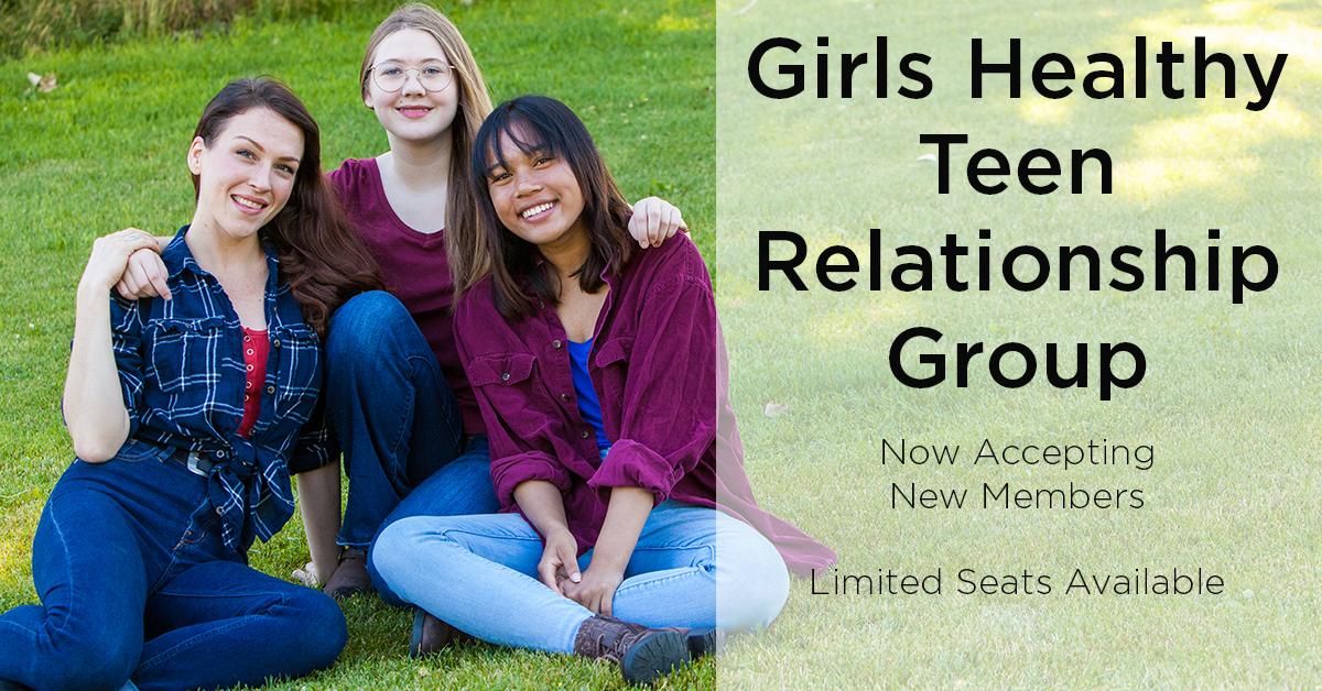 Healthy Teen Relationships Group, TV, September 2019